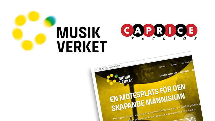Musikverket och Caprice Records