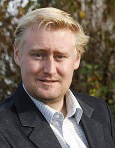 Olof Bergold - Hållbar Utveckling Aros.