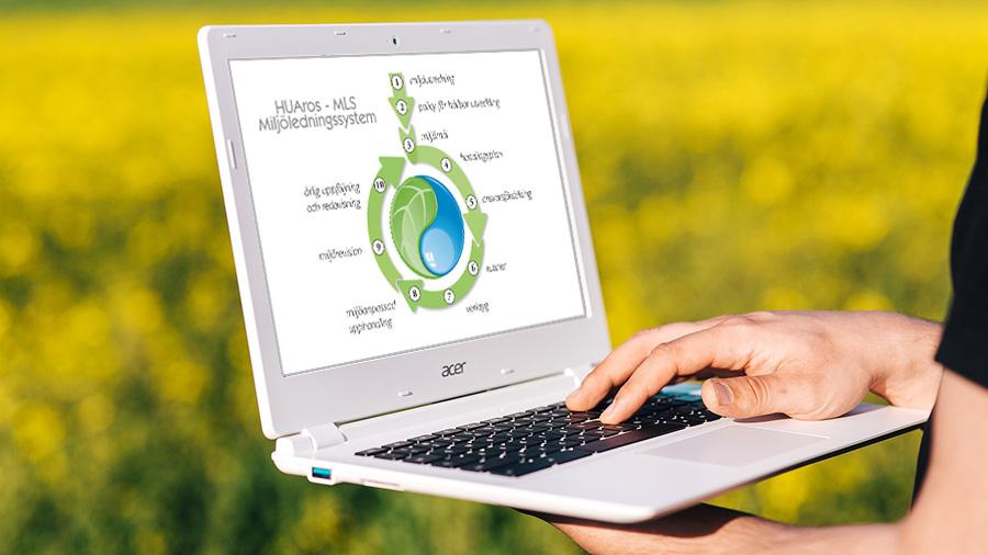 HUAros utvecklar ett miljöledningssystem så att ni kan miljöcertifiera er verksamhet enligt ISO 14001, EMAS, KRAV eller Svanen.