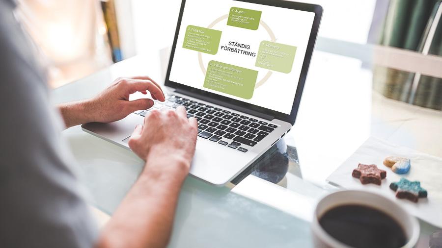 Revisioner - Vi kan internrevidera er verksamhet enligt ISO 14001:2004 samt ISO 9001:2008.