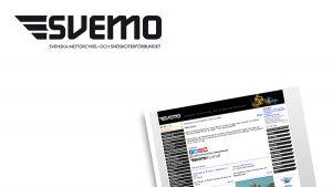 HUAROS uppdrag för Svemo