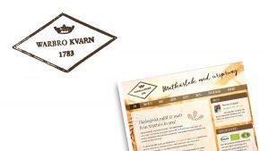 HUAROS uppdrag för Warbo Kvarn